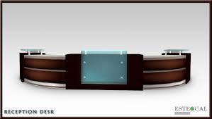 Receptionist Desk Furniture Sofa Dazzling Modern Office Reception Chairs Luxurius Modern