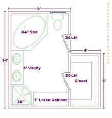 Bathroom Floor Plan by 13x9 Master Bathroom Bing Images Master Bedroom Bath