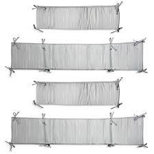 Mini Crib Bumper Pads by Crib Bumpers White Creative Ideas Of Baby Cribs