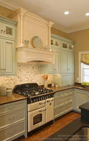 vintage kitchen design ideas pretty colors really like the cabinet style the applicance garage