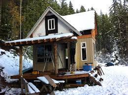 Small Vacation Cabins Building Our Cabin Solar Burrito