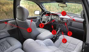 Jeep Overland Interior Jeep Grand Cherokee 2001 Interior Brokeasshome Com