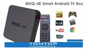 smart android mxq 4k smart android tv box
