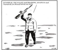 Cartoon Mexican Flag El Roto Cartoons El Roto In English El País