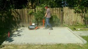 Envirobond Polymeric Sand by Joint Filling With Dansand Polymeric Bloc Paving Fix Youtube