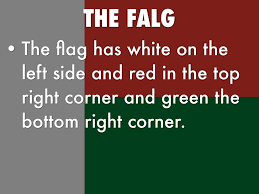 Flag White On Top Red On Bottom Madagascar By Blake Mansfield