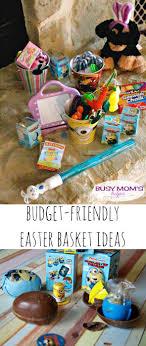 candy basket ideas budget friendly easter basket ideas busy helper