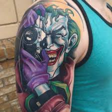 tattoo pictures joker comic joker camera tattoo ideas tattoo designs