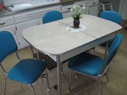 Vintage Kitchen Table Vintage Enamel Rustic Farmhouse Dining - Vintage metal kitchen table
