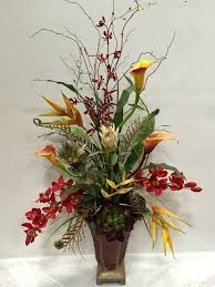 arcadia floral and home decor silk tropical flowers images flower decoration ideas