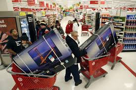 50 inch unamed tv amazon black friday black friday bargains lure shoppers to stores online wsj