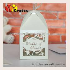 Wedding Candy Boxes Wholesale Laser Cut Candy Boxes Wedding Party Elephant Sweet Boxes Fancy