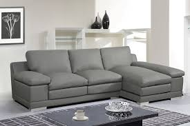 Grey Leather Sectional Sofa Grey Leather Sectional Sofa