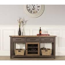 sofa table with wine rack sofa table with wine rack wayfair