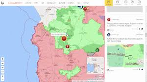 Syria Conflict Map Syria Civil War Map 24 11 2017 Youtube
