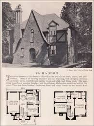 Tiny English Cottage House Plans Radford House Plans 1925 Nugget And Newberry Small House