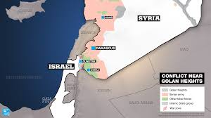 Map Of Syria And Israel by Understanding The Syrian Conflict France 24
