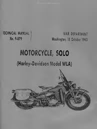 1942 solo wla service manual pdf clutch harley davidson