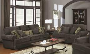 sofas center coaster kelvington grey fabric chair steal sofa set