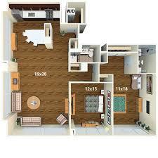 2 floor apartments 2613