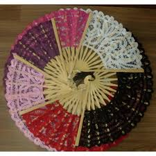 lace fans free shipping antiqued lace fans j s favors gifts shop