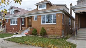 portage park home for sale rehabbed chicago bungalow youtube
