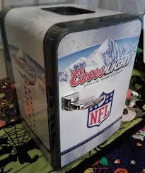 coors light beer fridge nfl coors light collectible mini fridge appliances in albuquerque