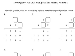 long multiplication worksheets long multiplication and decimal