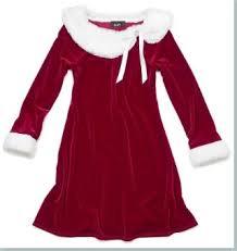 bcx little santa dress thegloss