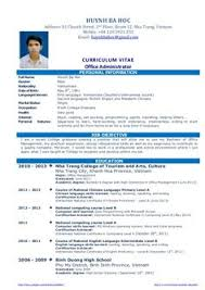 Samples Of Great Resumes by Sample Resume Reverse Chronological Order 13 Resume Formater Best