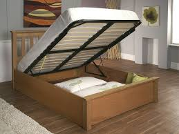 Kids Twin Bed With Storage Twin Bed Twin Wood Bed Frame With Multipurpose Storage Under The