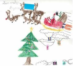 children u0027s write funny moving letters to santa claus