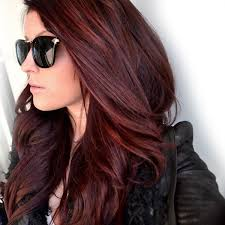 light mahogany brown hair color with what hairstyle brick red hair color a luscious striking color that brings out