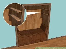 3 ways to make a reading nook in your room wikihow
