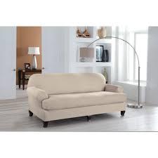 Chaise Lounge Cushion Slipcovers Living Room Piece T Cushion Sofa Slipcover Armless Chair