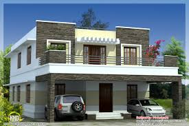 contemporary house designs sqfeet 4 bedroom villa design modern