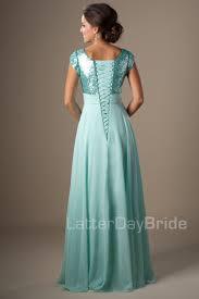 modest prom dresses amelia mint