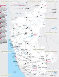 Map Of India Cities Bangalore Map Top Attractions In Karnataka In India Including