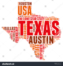State Map Of Usa by Geographical Map Of Texas And Texas Geographical Maps Peterbilt