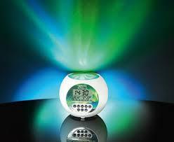 Alarm Clock With Light On Ceiling Expert Verdict Northern Lights Projector Alarm Clock Enjoy An