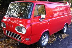 1st gen ford econoline check out the a team like spoiler on the
