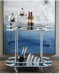 Z Gallerie Dining Room by Entertaining Urban Modernist