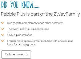 installation siege auto bebe confort bébé confort pebble plus 0 i size 2wayfamily baby car seat