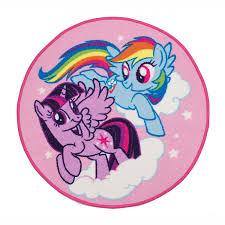 my little pony equestria kids rug amazon co uk kitchen home
