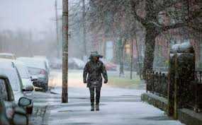 Snow Scotland Scotland Expected To Feel Colder Than Arctic Circle With Snow