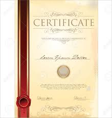 word templates certificates report format template
