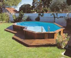heavenly above ground pool landscape designs decoration is like
