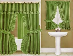 Fabric Shower Curtains With Matching Window Curtains 49 Best Bathroom Curtains Images On Pinterest Bathroom Curtains
