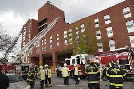 Small Fire Station Floor Plans 170 People Displaced Following Two Alarm Fire At Lanvale Towers