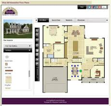 keystone custom homes augusta interactive floor plan house